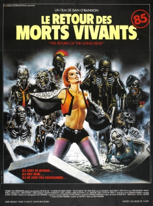 Le 17/01/2017 Le Retour des Morts-Vivants