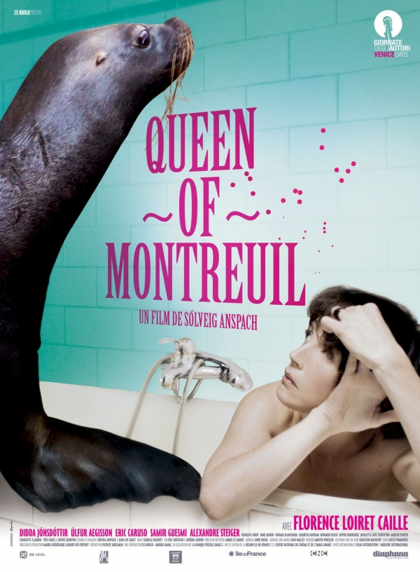 Le 28/11/2018  QUEEN OF MONTREUIL