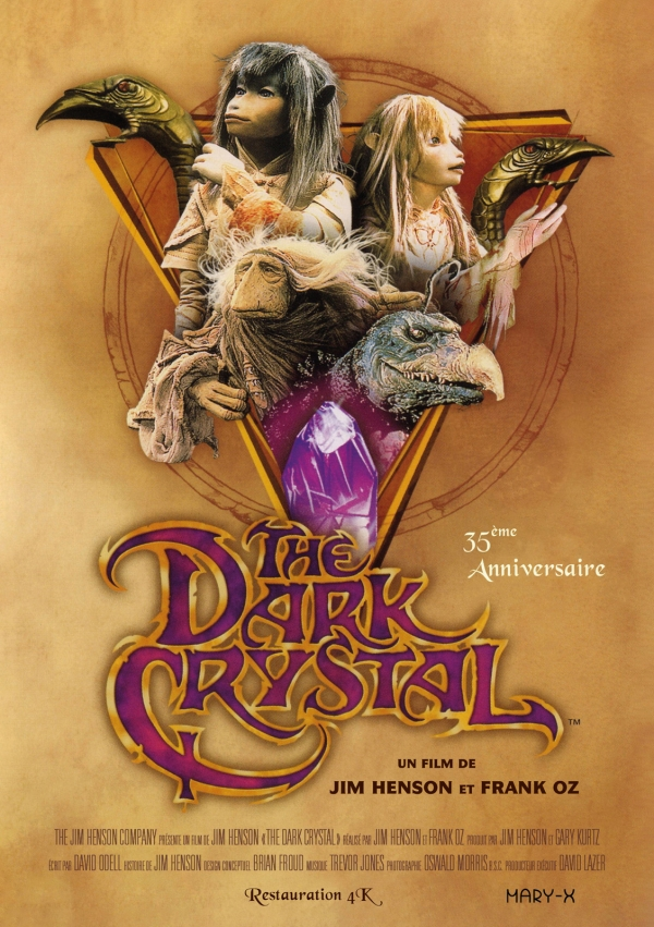 Le  03/06/2020 DARK CRYSTAL