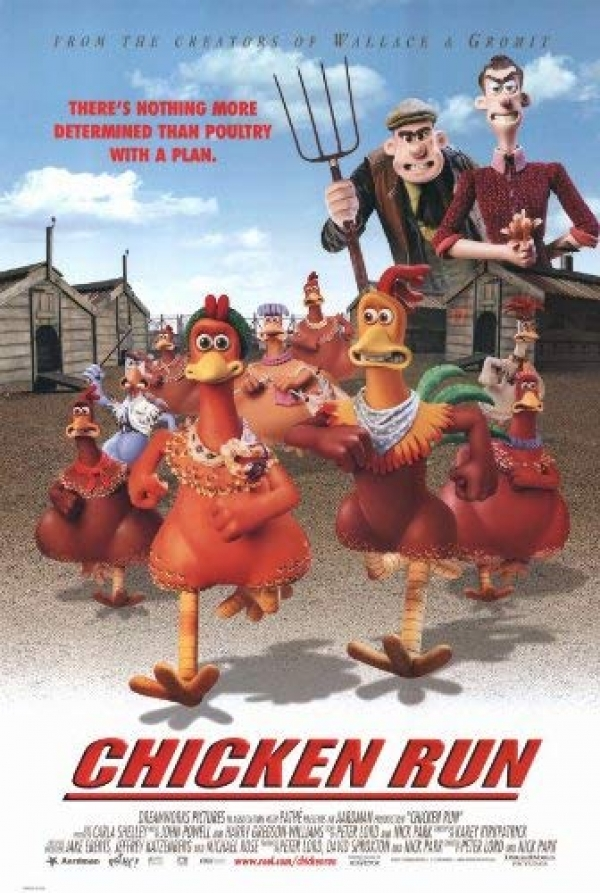 Le 10/06/2020 CHICKEN RUN