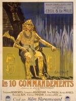 Le 17/03/2017 Ciné-Concert Les Dix Commandements